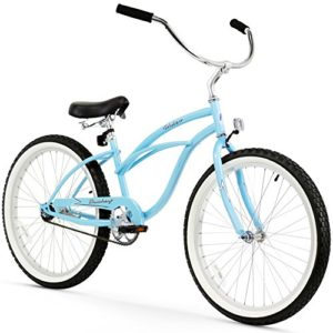 51strihHizL Firmstrong Urban Lady Beach Cruiser Bicycle (24-Inch, 26-Inch, and eBike)